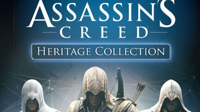 Assassin's Creed Heritage : une collection 5 en 1